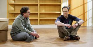 The Big Bang Theorycomo se conocieron sheldon y leonard