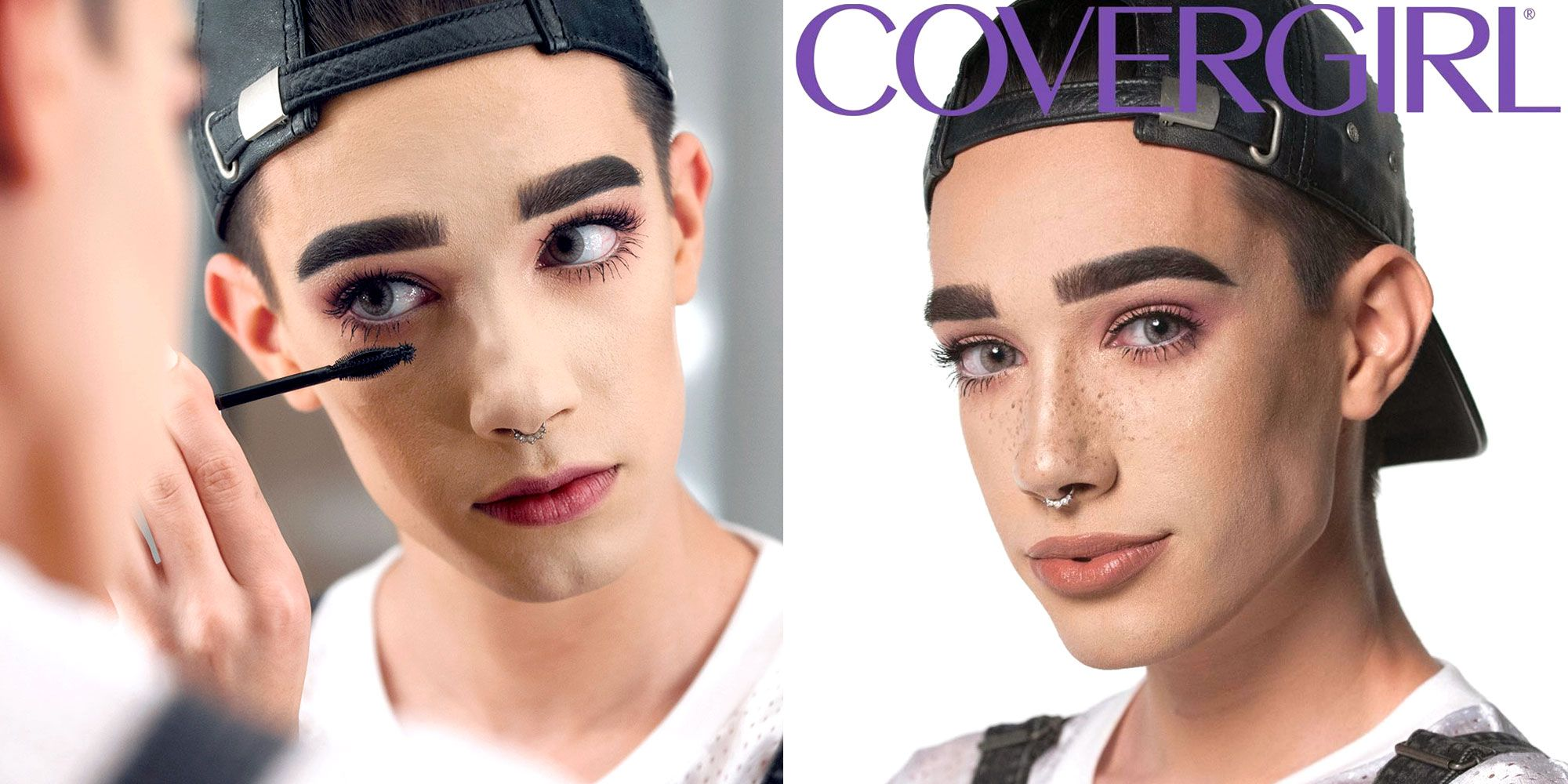 CoverGirl Announces Its First Male CoverGirl Spokesmodel