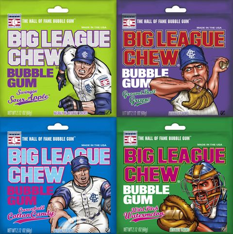 The Incredible History of Big League Chew