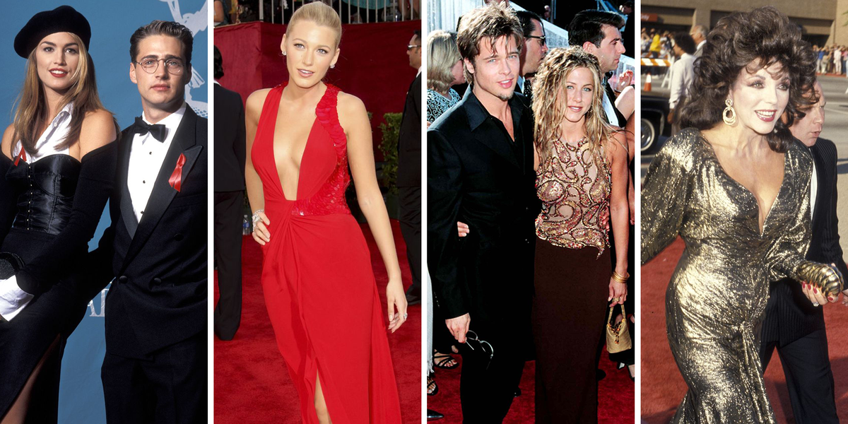61 Best Emmys Dresses Of All Time Iconic Emmy Red Carpet