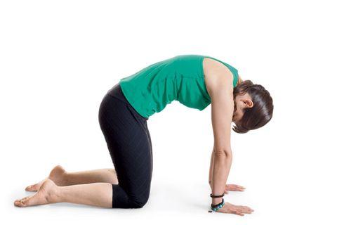 10 modelworthy yoga poses