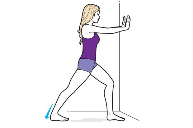 3 Moves To Ease Heel Pain
