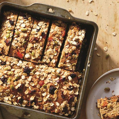 gluten-free muesli bread