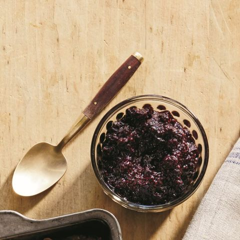 blueberry-chia jam