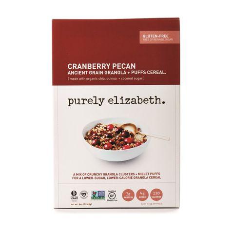Purely Elizabeth Granola + Puffs