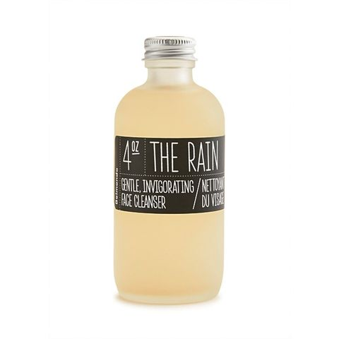 The Rain facial cleanser