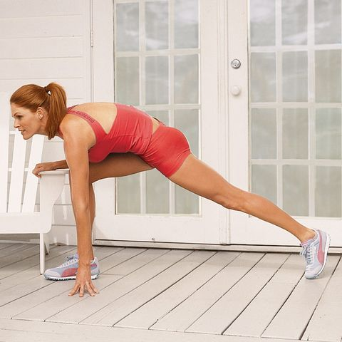 Muscle-sculpting fat-burning moves