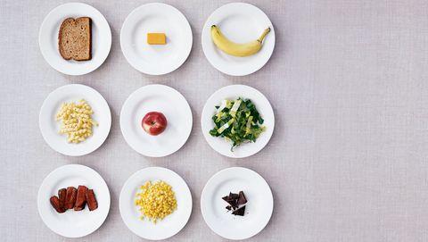 Le plan alimentaire pour réduire votre graisse la plus tenace