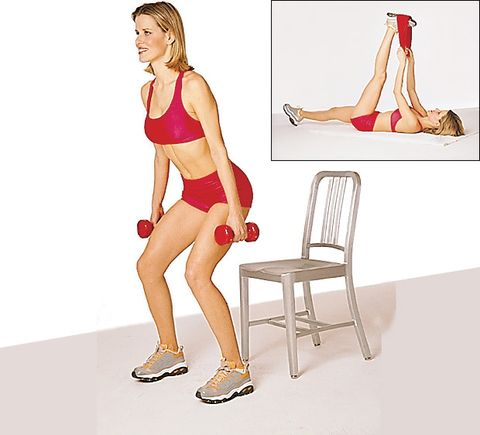 The 20 Minute Workout That Targets Cellulite