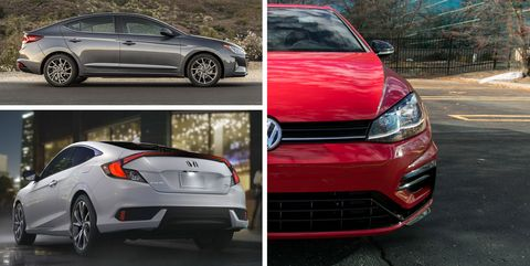 Compact Cars Ranked From Worst To Best