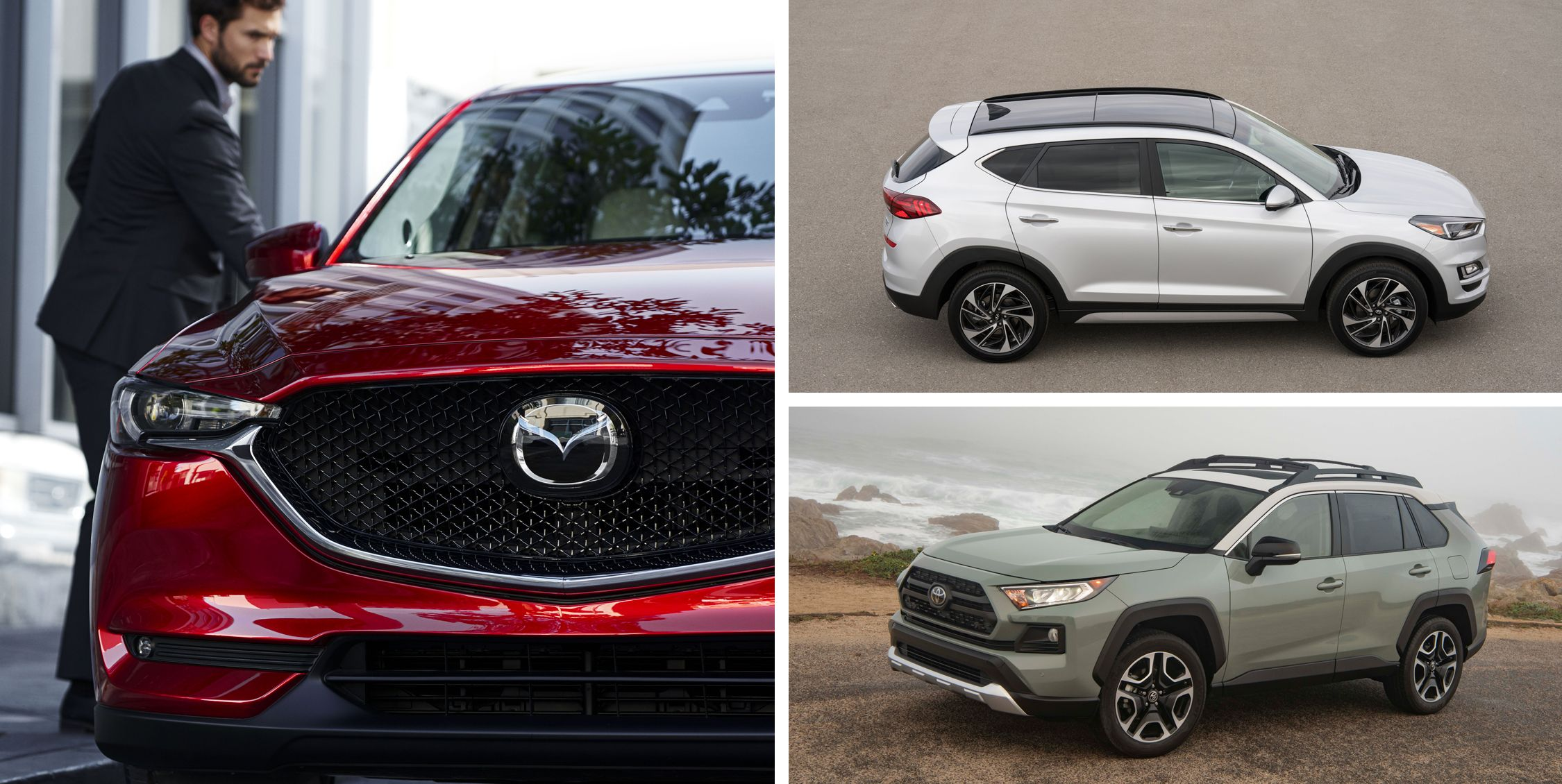 Car And Driver Compact Crossovers And Suvs