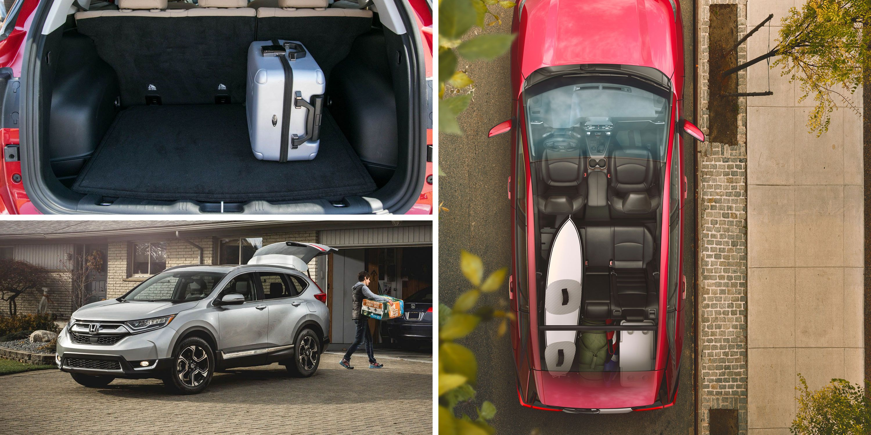 How Much Stuff Can You Fit in a Compact Crossover? See Every SUV's Cargo Capacity Ranked