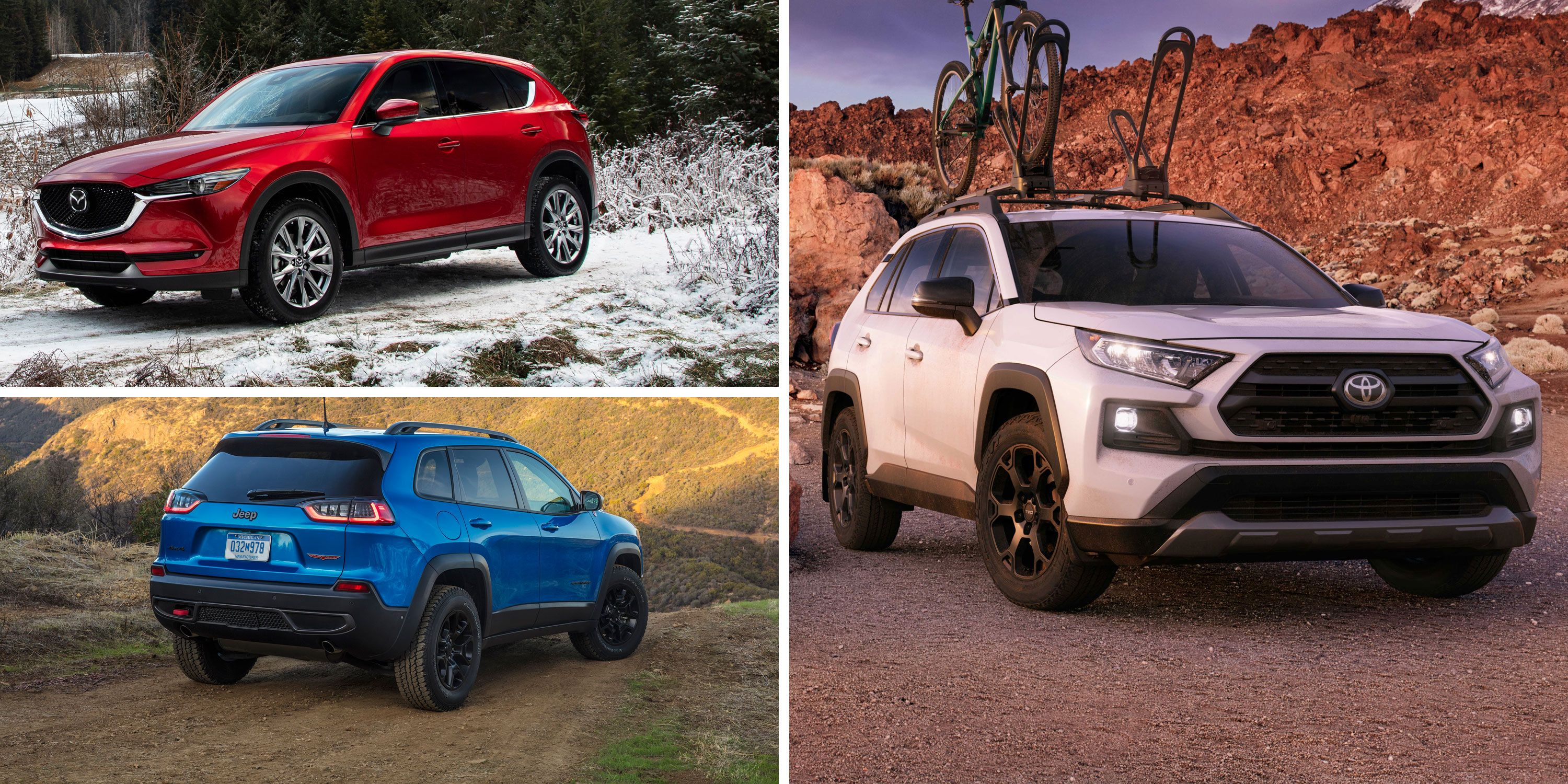 Best New Compact Crossover Suv Of 2019 All New Small Suvs Ranked