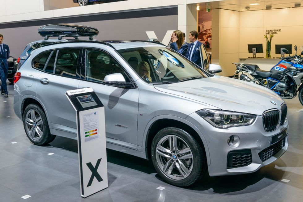 Your Guide to BMW X1 Trailer Hitches