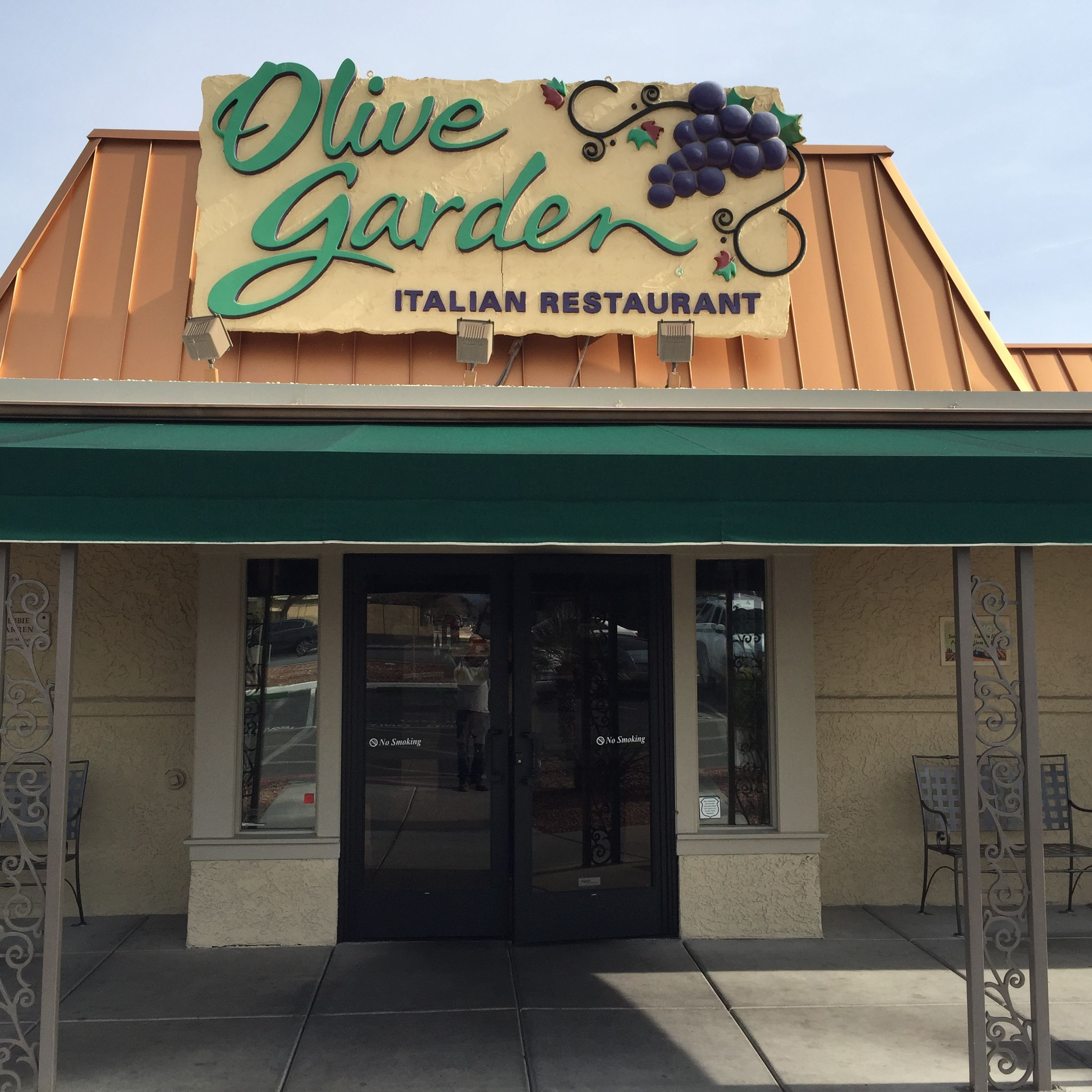 Olive garden on flipboard business darden restaurants - Best thing to eat at olive garden ...