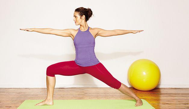7 Best Yoga Poses To Curb A Binge