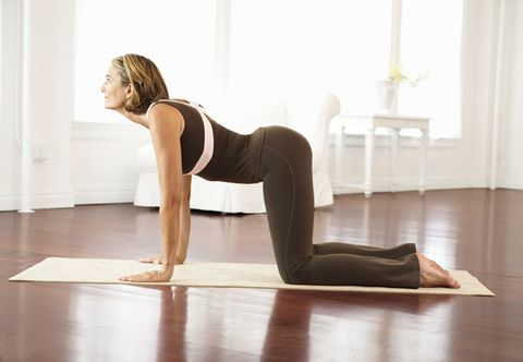 yoga moves to fight pain and boost energy  prevention