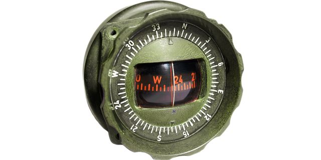 aviation compass