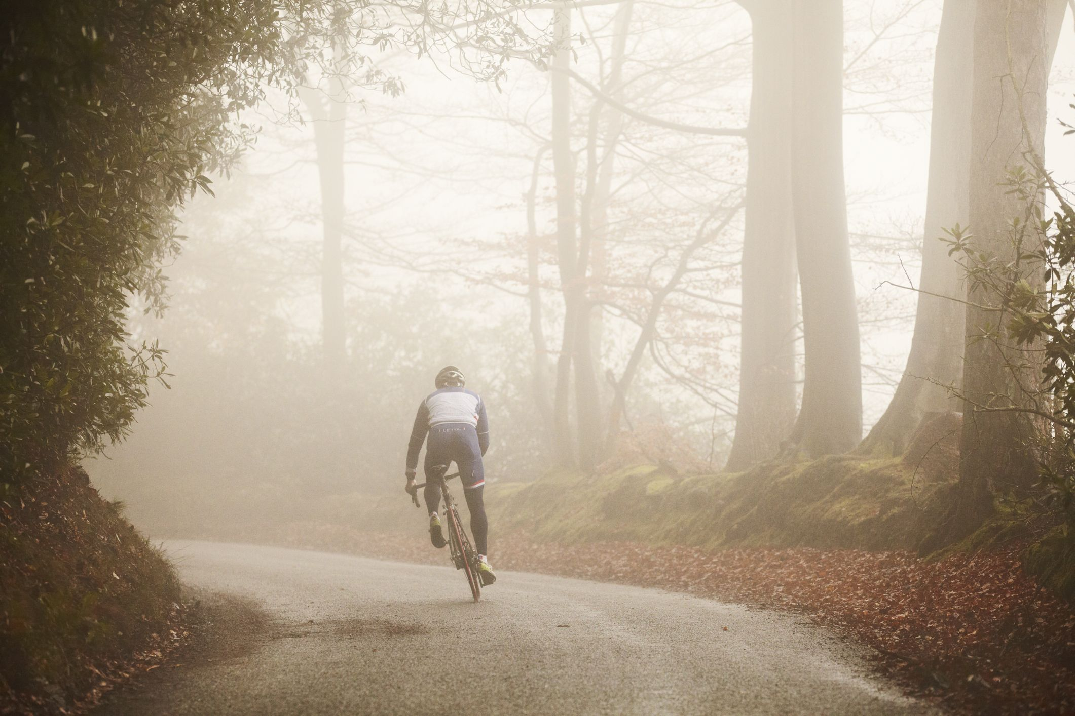 Go running over cycling to protect your bones, men told