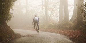 cycling bad for bones