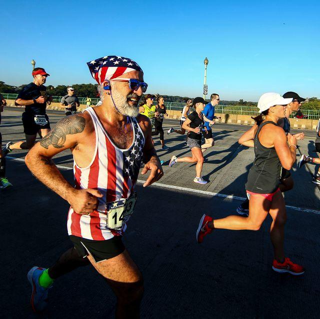 first time marathons