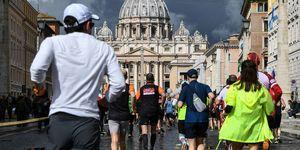 Rome Marathon cancelled