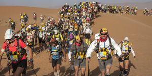 Maratón des Sables 2019, Sergio Turull