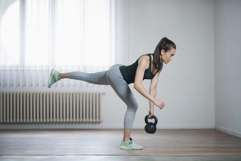 Complex Body Movement
