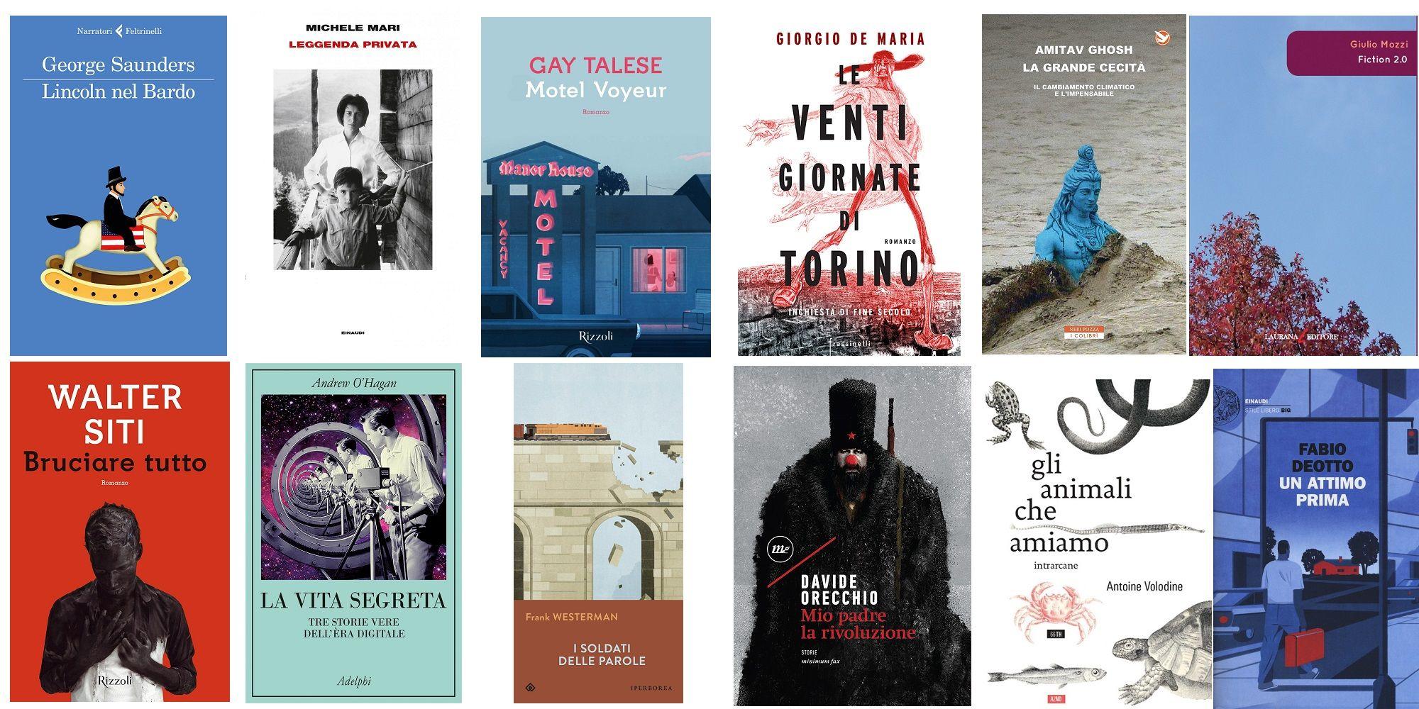I migliori libri del 2017