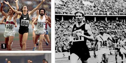 Footwear, People, Recreation, Sports uniform, Endurance sports, Jersey, Running, Mammal, Athlete, Sportswear,