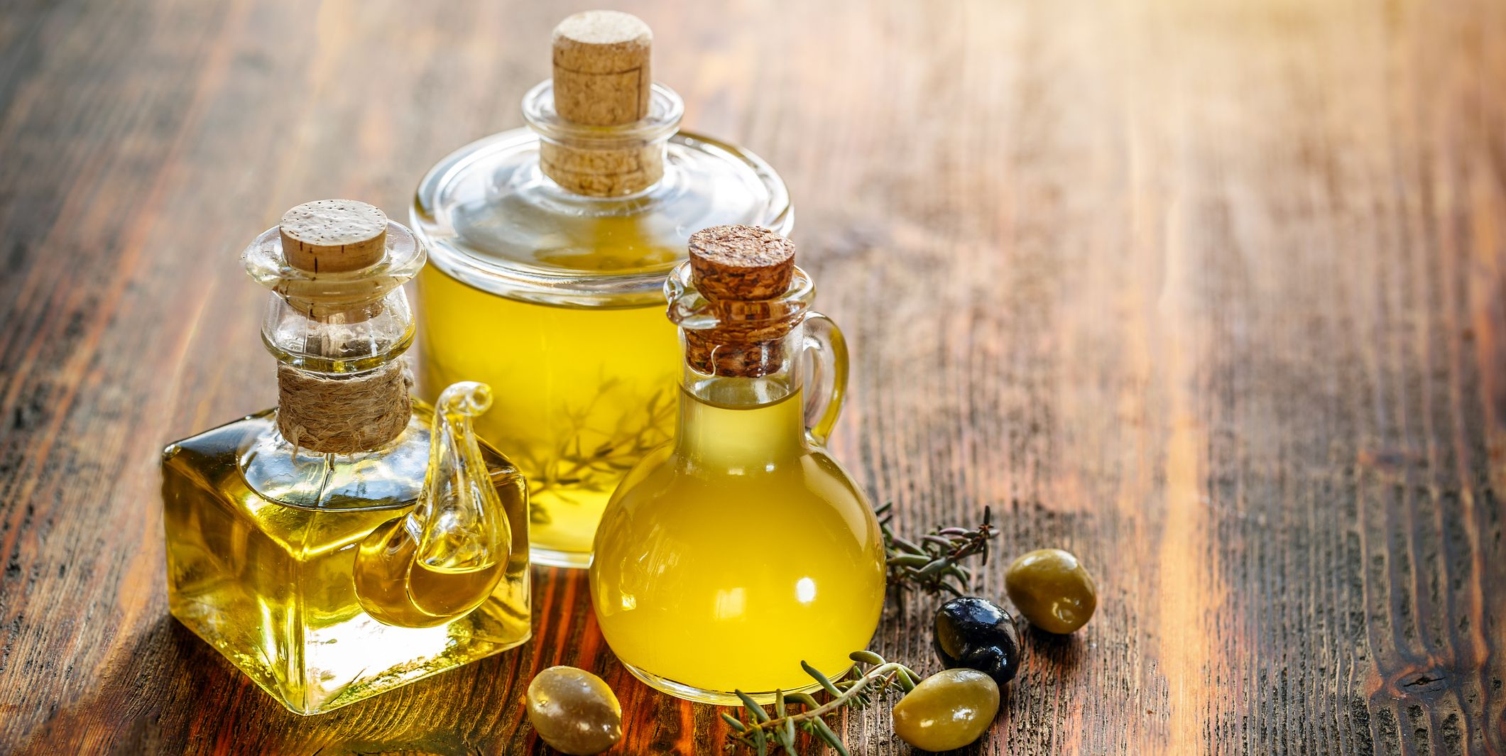 Composition With Fresh Olive Oil