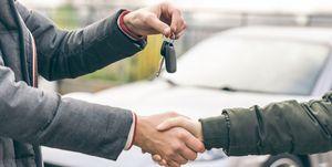 comprar coche o renting