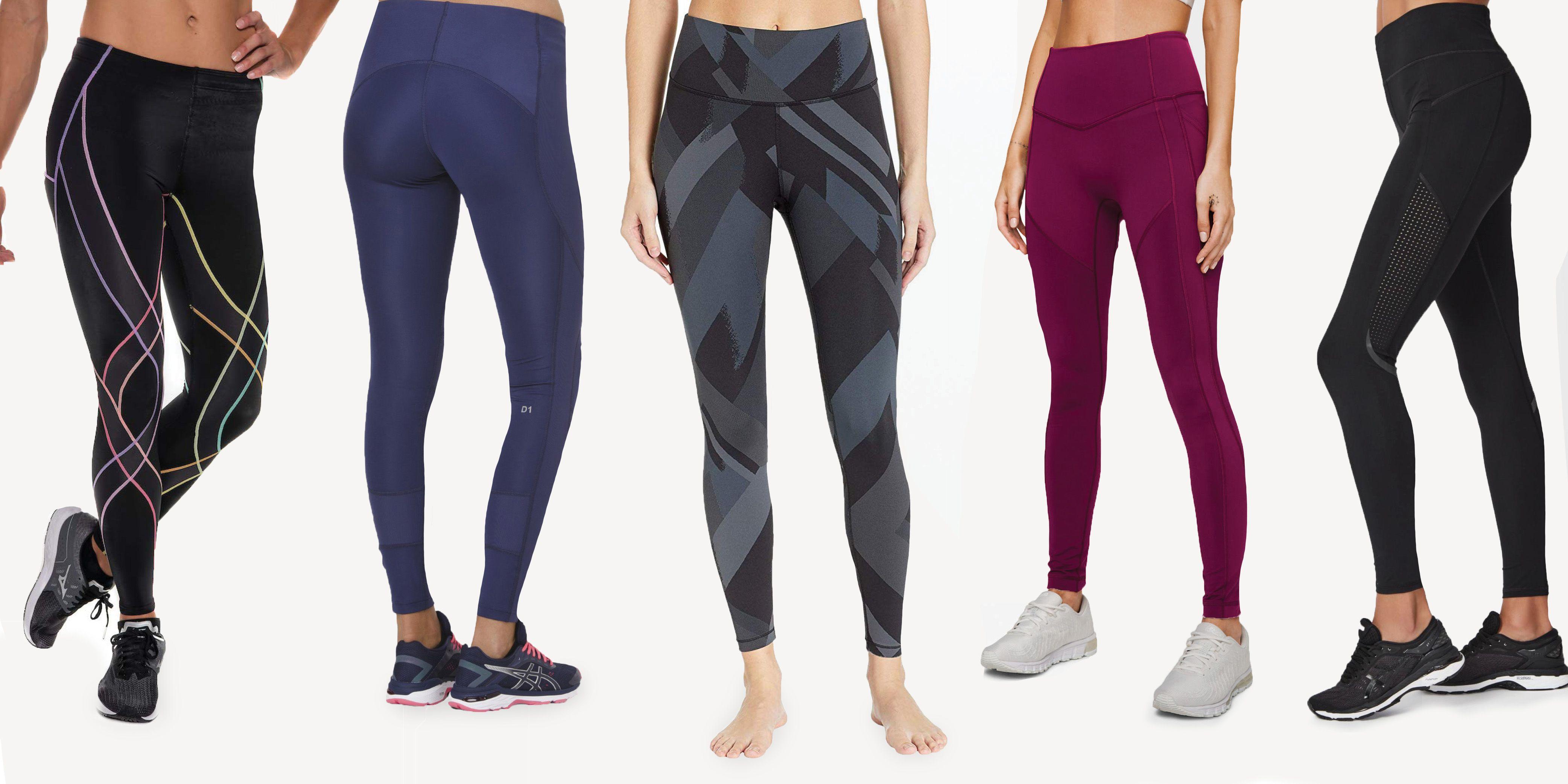 uusi korkea halpa viralliset kuvat Best Compression Leggings 2019 | Compression Tights for Runners