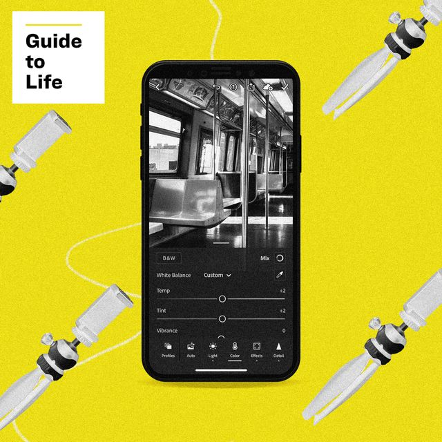 guide to life mobile photo