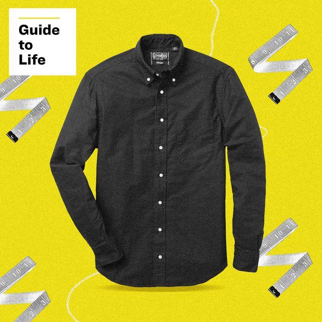 guide to life dress shirt