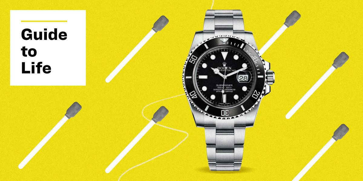 How to Clean A Watch Without Damaging It