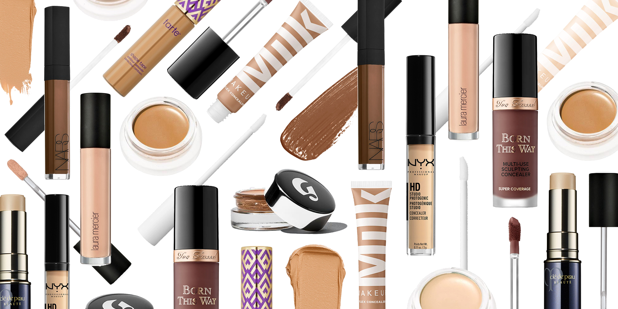The World's Best Concealers for Every Skin Tone