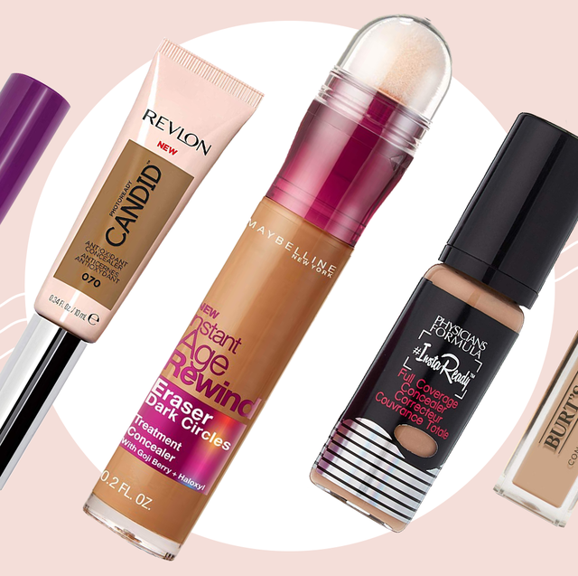 12 Best Drugstore Concealers 2020 How To Cover Up Anything