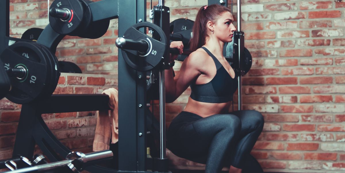 Smith Machines May Look Intimidating, But They Boast Some Serious Benefits for Cyclists