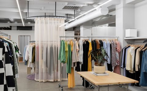 Concept store APLACE in Stockholm