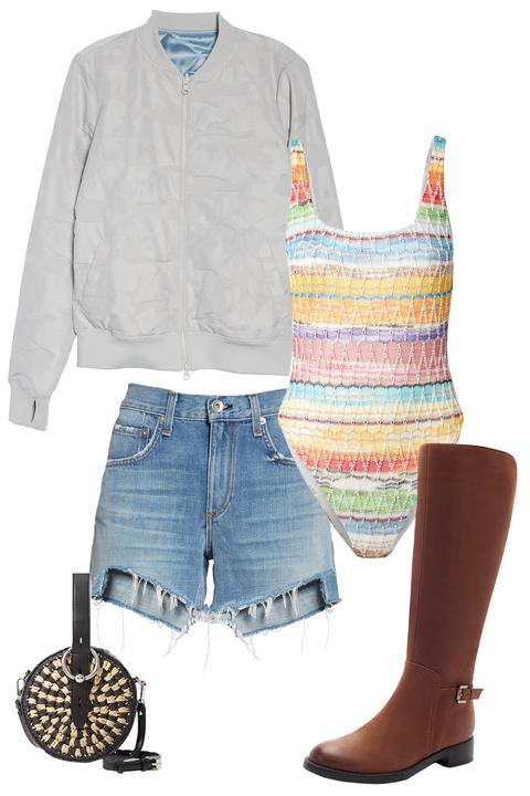 Clothing, Blue, Denim, Jeans, Footwear, Outerwear, Fashion, Shorts, Shoe, Textile,