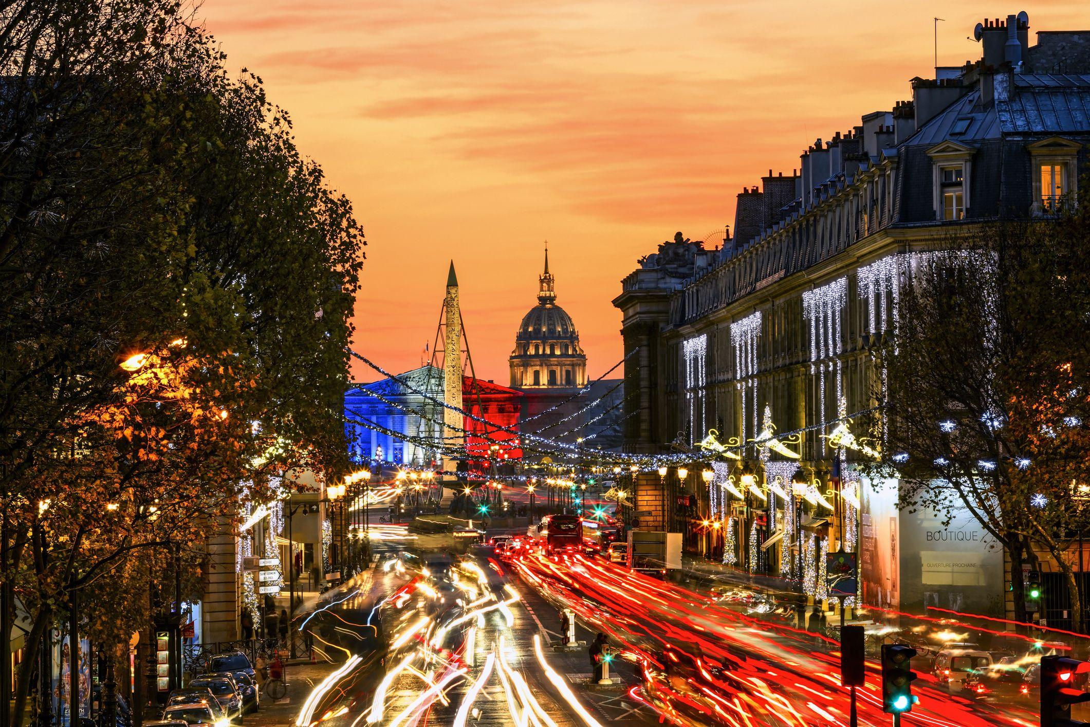 11 Reasons Paris Is a Magical Wonderland During the Christmas Season