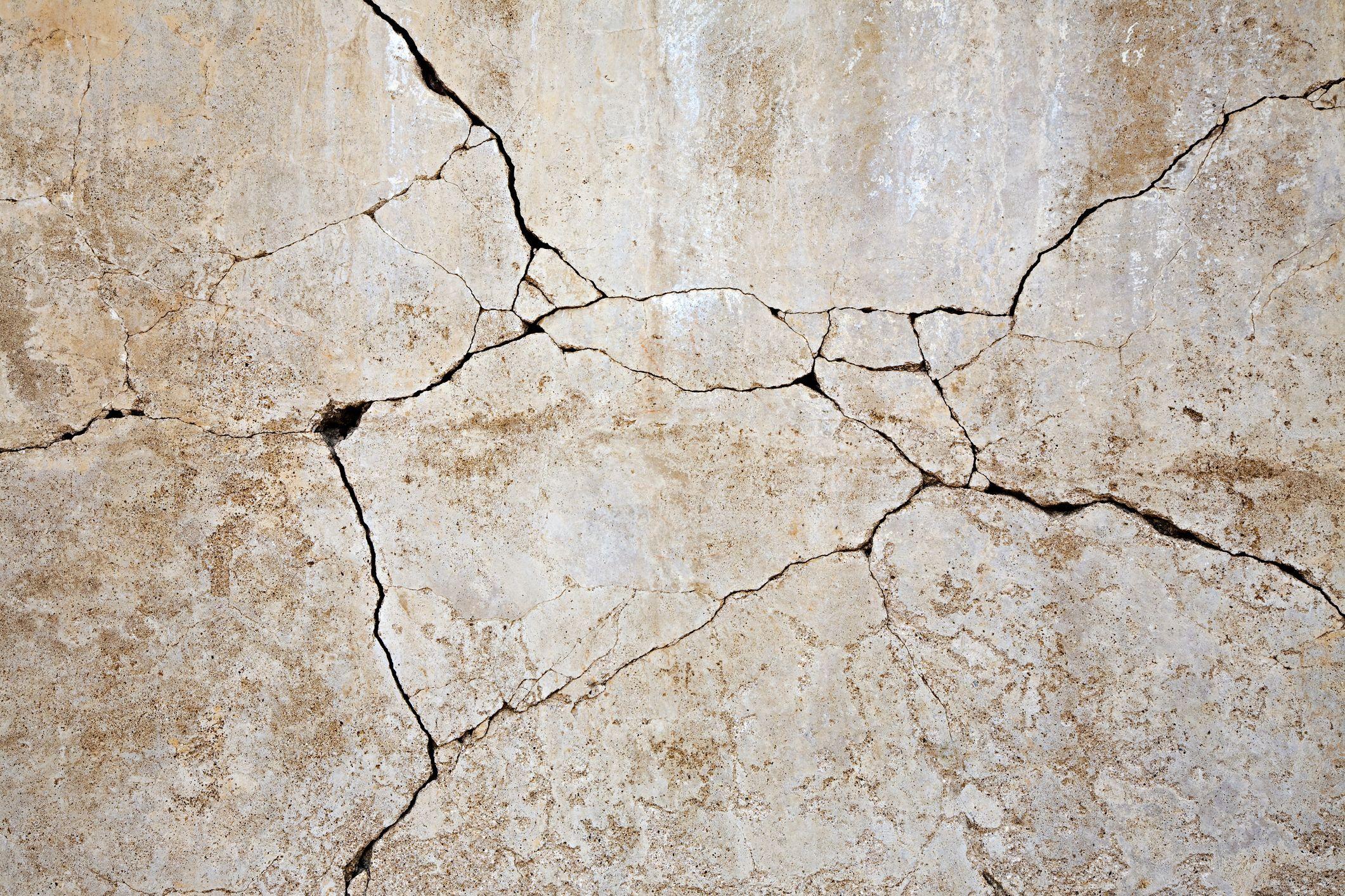 Concrete Cracks Repair Cracked Concrete Tips