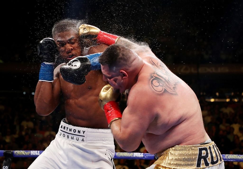 New Research Confirms Boxing Sparring Can Cause Brain Injury