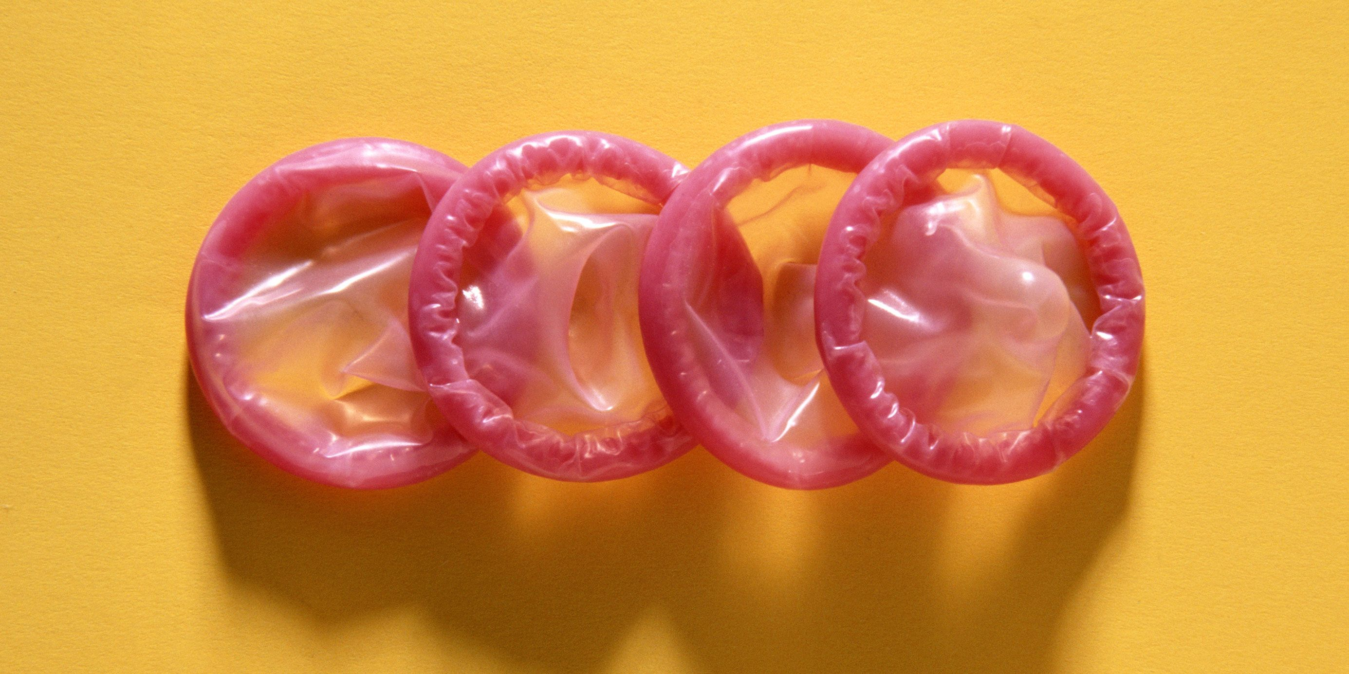 Absolutely everything you need to know about condoms