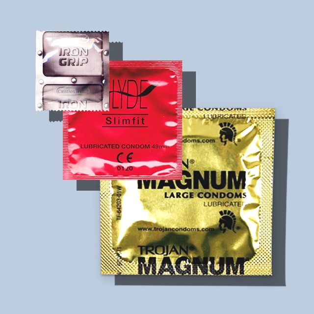 Condom Sizes Guide Best Condom Brands For Every Length And Girth