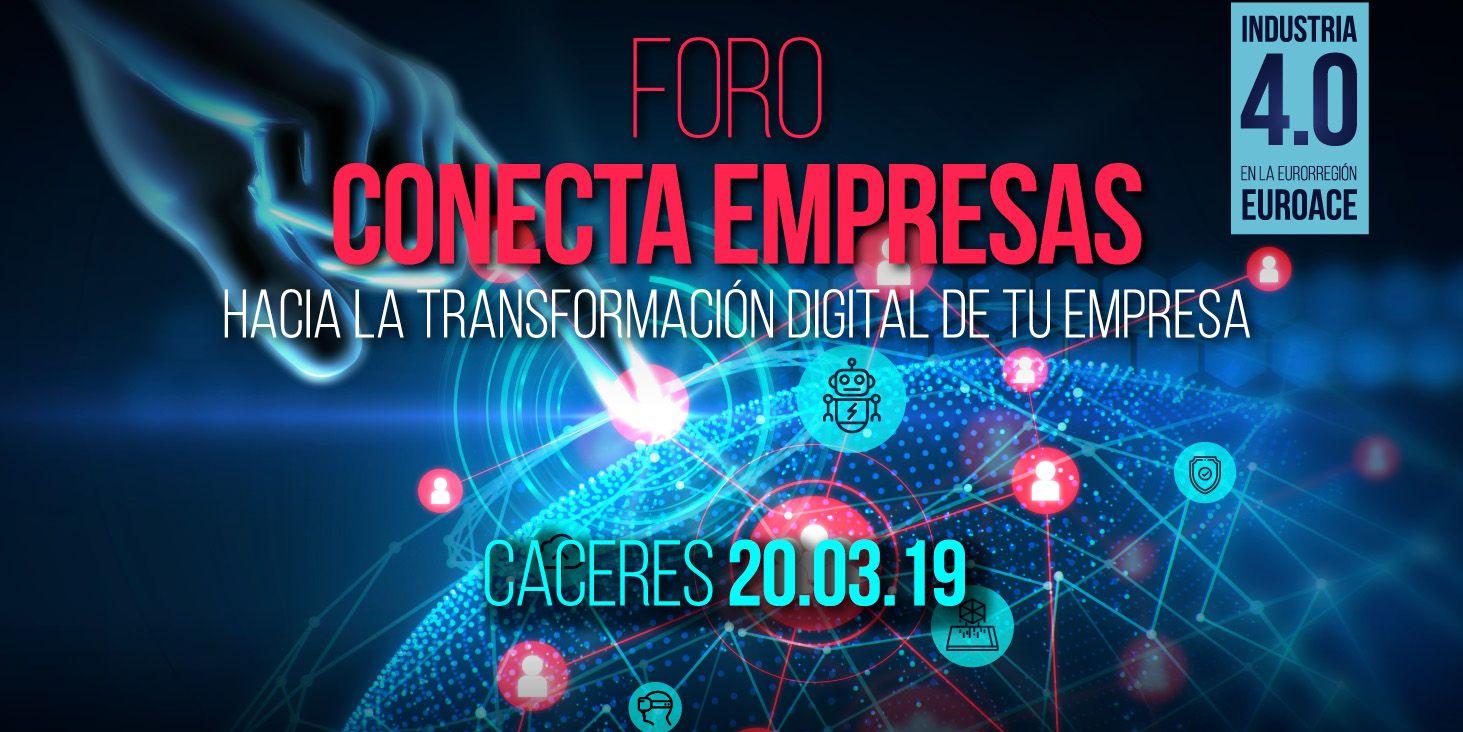 Foro Conecta Empresas 2019