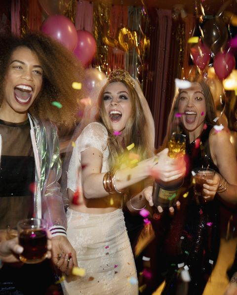 15 New Years Eve Party Themes Chic Fun Nye Party Ideas