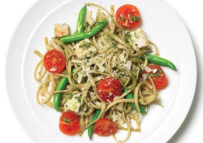 Recipe: Confetti Pesto Pasta