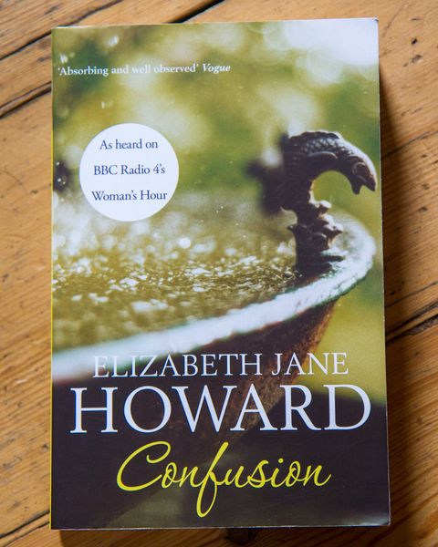 confusion by elizabeth jane howard paperback front cover